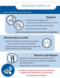 Tournoi Participation des archers de St-Germain
